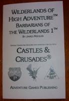 Barbarians of the Wilderlands #1