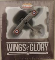 Nieuport 17 - Thaw/Lufbery