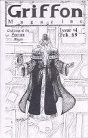 """#4 """"Challenge of the Zorian Mage"""""""