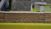 12cm Cemetery Wall