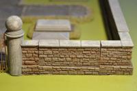 6cm Cemetery Walls
