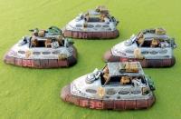 4 Combat Car Troop w/Crews
