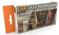 Old and Weathered Wood Vol. 1 Colors Set