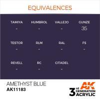 Amethyst Blue (17ml)