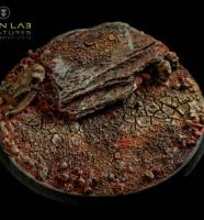 60mm Wasteland (Round Base)