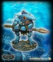 Spearhunter Sea Goblin Warrior