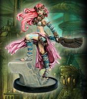 Zaniah - Axibalan Outlaw Queen