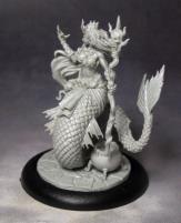 Thaleia Malfictius – Corrupted Nereid Witch