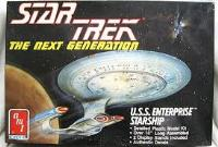 Star Trek - The Next Generation, U.S.S. Enterprise Starship