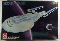 Star Trek - U.S.S. Excelsior