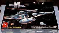 Star Trek VI - U.S.S. Enterprise NCC-1701-A