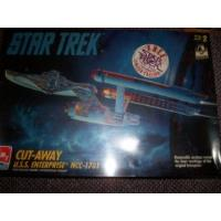 U.S.S. Enterprise NCC-1701 - Cut-Away