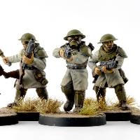 Connaught Trench Raiders