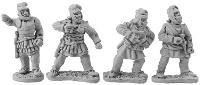 Persian Guards/Kardakes Spearmen
