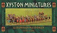 Alexandrian Macedonian Army 355 BC - 320 BC