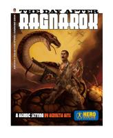 Day After Ragnarok, The (Hero System, 6th Edition)