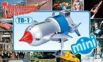 Mini Thunderbird 1 - International Rescue Thunderbirds