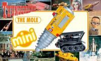 Mini The Mole - International Rescue Thunderbirds