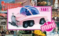 Mini Fab 1 - Lady Penelope's Pink Rolls Royce