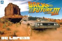 Back to the Future Part III DeLorean (Railroad Edition)