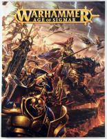 Warhammer Age of Sigmar Board Game Rulebook
