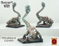 Spearback Lizard