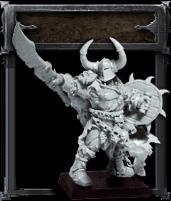Marauder Champion w/Weapon and Shield