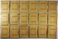 APBA Baseball 1971 Player Cards - Complete Set (1972 Printing)