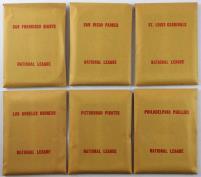 APBA Baseball 1975 Player Cards - Complete Set (1976 Printing)