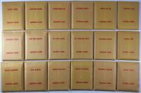 APBA Baseball 1979 Player Cards - Complete Set (1980 Printing)