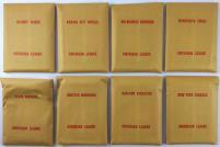 APBA Baseball 1980 Player Cards - Complete Set (1981 Printing)