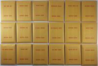 APBA Baseball 1985 Player Cards - Complete Set (1986 Printing)