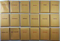 APBA Football 1986 Player Cards