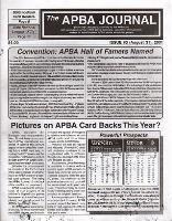 """#3 """"2000 Football Card Rosters, Fielding One Review, Pitching Grade Values in Basic APBA"""""""