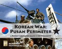 Korean War - Pusan Perimeter