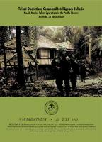 Talent Operations Command Intelligence Bulletin #3 - Marine Talent Operations in the Pacific Theater