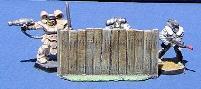 Wood Fence/Wall