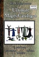 Ultimate Mages Catalog