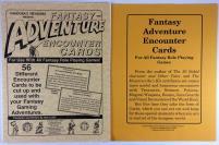 Fantasy Adventure Encounter Cards