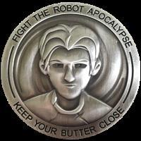 Apocalypse Survivor Challenge Coin
