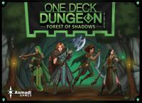 One Deck Dungeon - Forest of Shadows Expansion