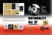 Nationality Set #37 - Classic vs Black in Berlin
