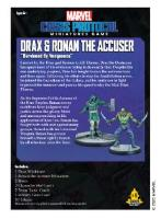 Character Pack - Drax & Ronan the Accuser