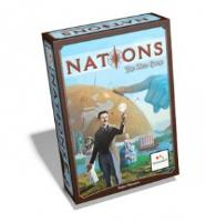 Nations - The Dice Game (1st Printing)
