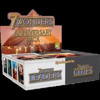 7 Wonders - Anniversary Pack Display