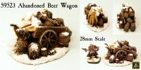 Abandoned Beer Wagon
