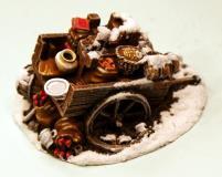Abandoned Provisions Wagon
