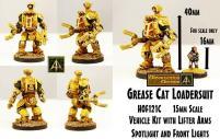 Grease Cat Loadersuit