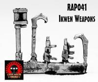Ikwen Weapons