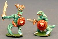 Lizardmen Blades